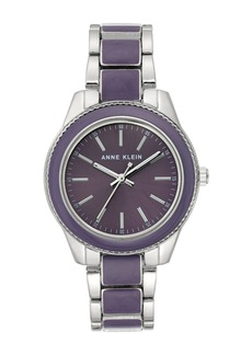 Anne Klein Women's 3-Hand Bracelet Watch, 37.5mm