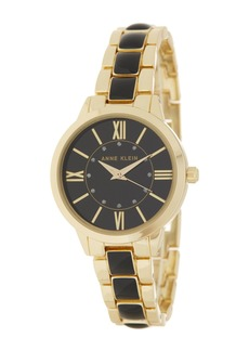 Anne Klein Women's Crystal Bracelet Watch