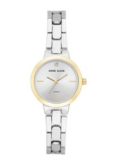 Anne Klein Women's Diamond Bracelet Watch, 26mm - 0.005 ctw