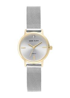 Anne Klein Women's Diamond Mesh Bracelet Watch, 26mm - 0.005 ctw