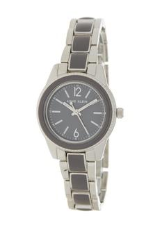Anne Klein Women's Enamel Bracelet Watch, 30mm