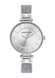 Anne Klein Women's Quartz Bangle Watch, 34mm
