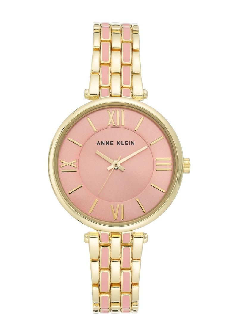 Anne Klein Women's Trend Bracelet Watch, 34mm