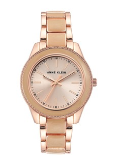 Anne Klein Women's Two-Tone Bracelet Watch, 37.5mm