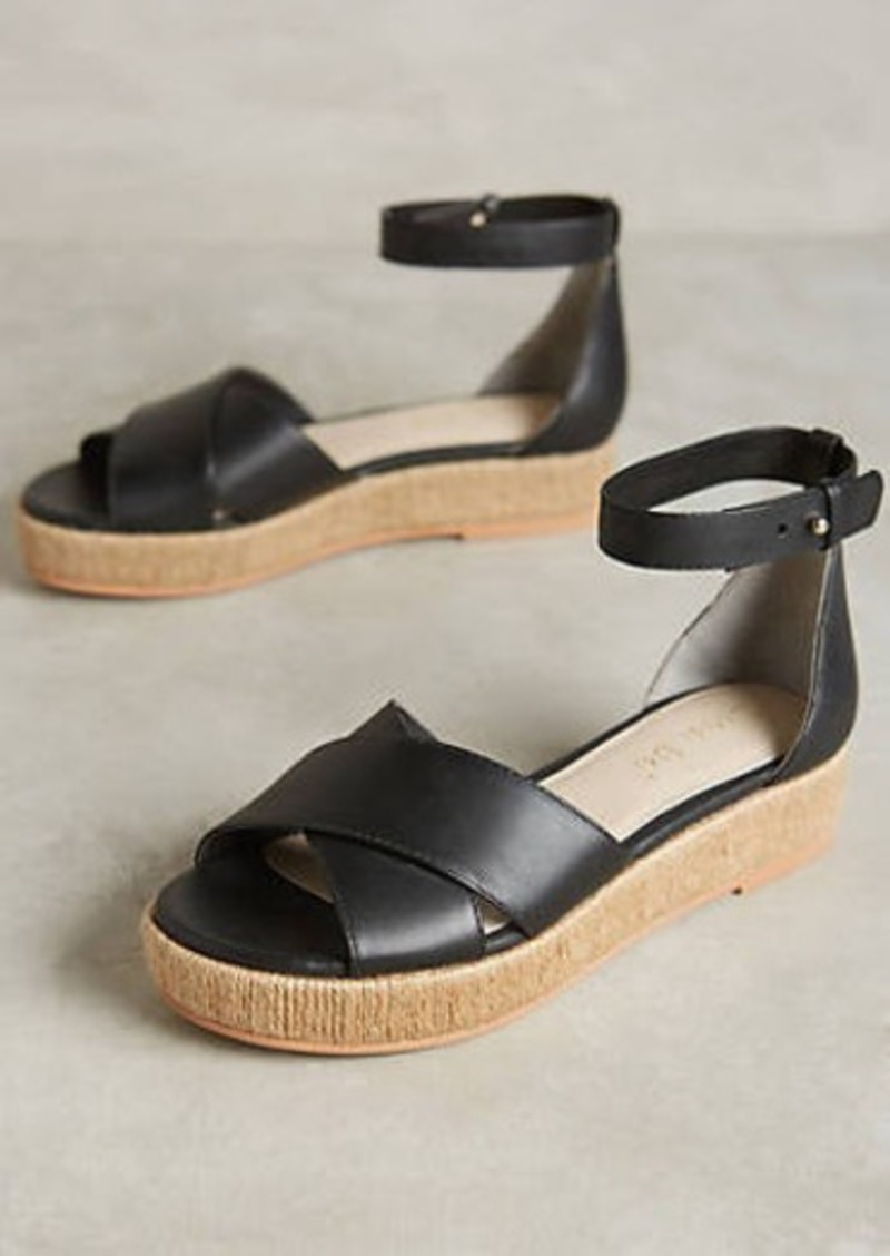Anthropologie                          Lien.Do by Seychelles Colima Flatforms