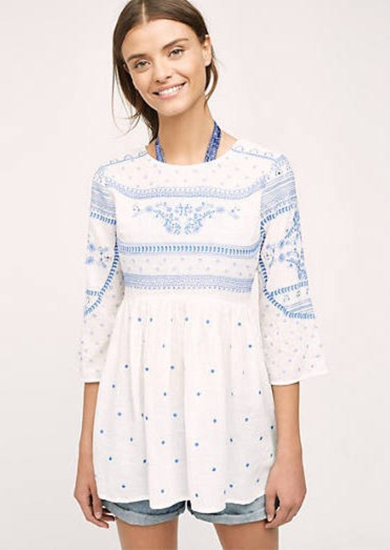 Anthropologie                          Meadowbrook Blouse