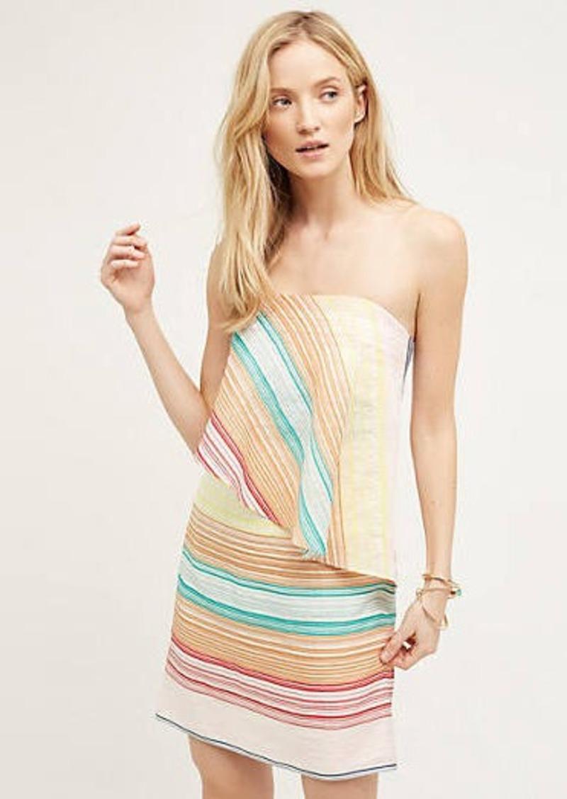 Anthropologie                          Sugared Stripes Dress
