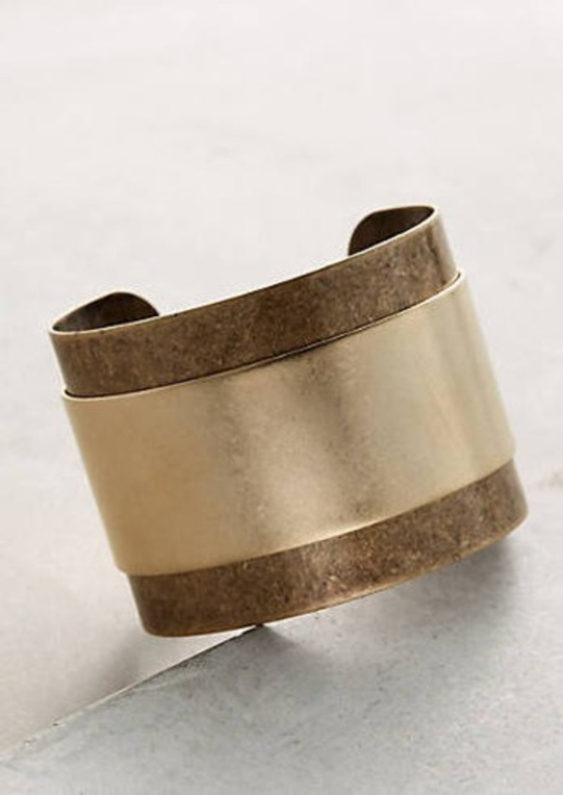 Anthropologie                          Vervelle Cuff