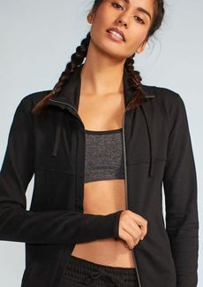 Aaliyah Zip Jacket