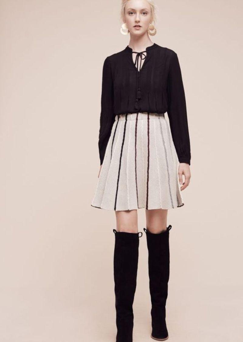 Anthropologie Abby Mini Skirt
