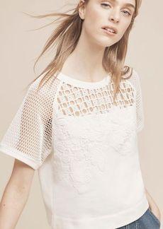 Adelyn Short-Sleeve Sweatshirt
