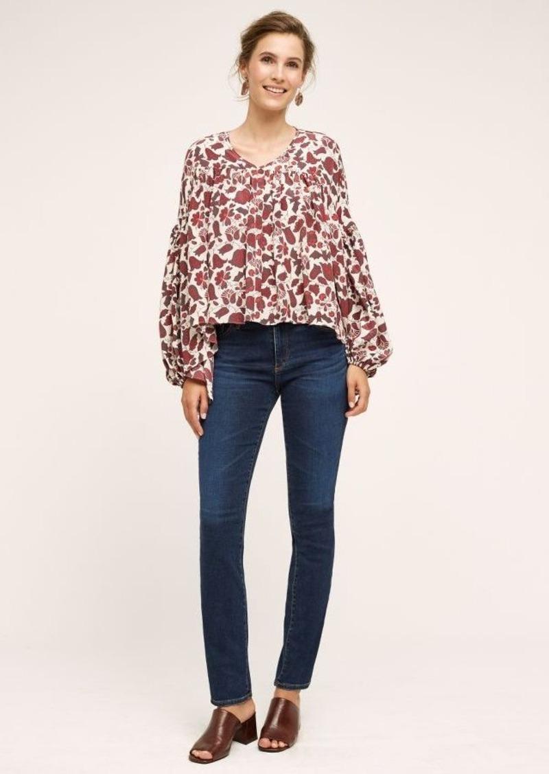 Anthropologie AG Harper Mid-Rise Jeans