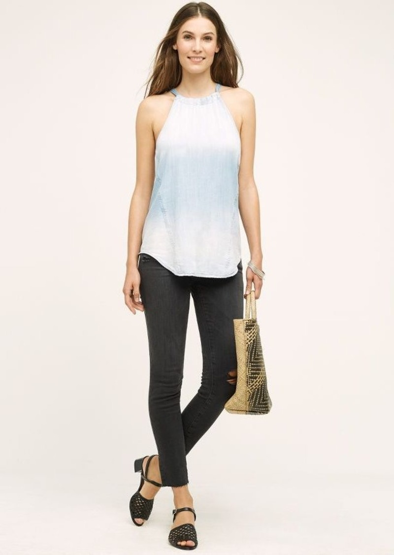 Anthropologie AG Low-Rise Legging Ankle Jeans