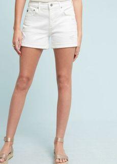 AG Rolled Hem Shorts