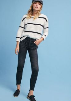 Anthropologie AG The Farrah High-Rise Skinny Ankle Jeans