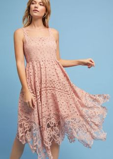 Anthropologie Aiza Lace Dress