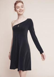 Alessandra One-Shoulder Dress