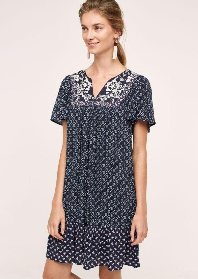 Anthropologie Alpina Tunic Dress