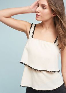 Alvina Square Neck Top