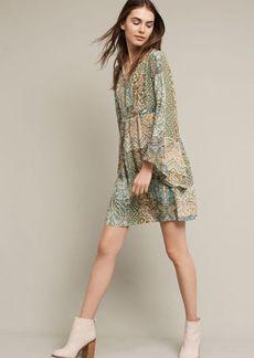 Amelie Silk Kimono Dress