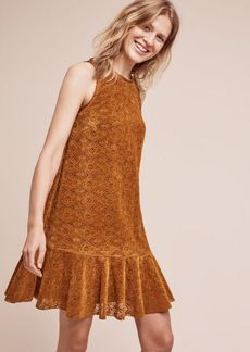 Anthropologie Amis Lace Dress
