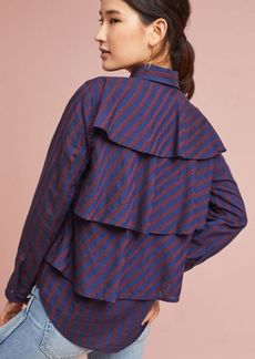 AMO Ruffled Prep Shirt