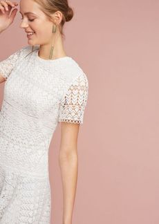 Anthropologie Anika Lace Dress