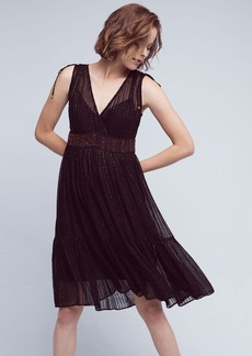 Anthropologie Annecy Midi Dress