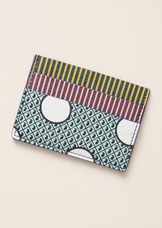 Anthropologie x SUNO Card Case