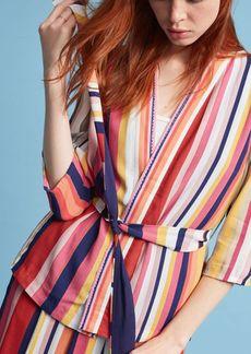 Anzio Striped Jacket