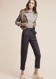 Anthropologie Argens Tweed Trousers
