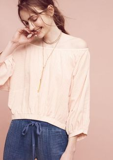Aria Off-The-shoulder Top