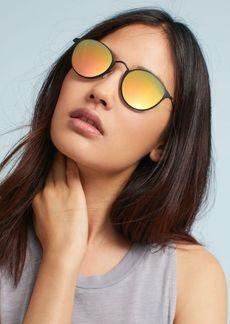 Aria Round Sunglasses