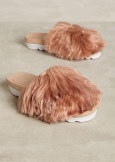 Anthropologie Ariana Bohling Cleo Slide Sandals