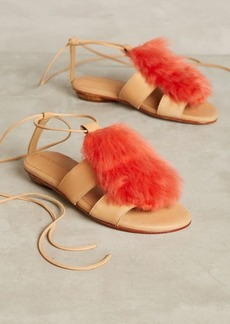 Anthropologie Ariana Bohling Pip Gladiator Sandals