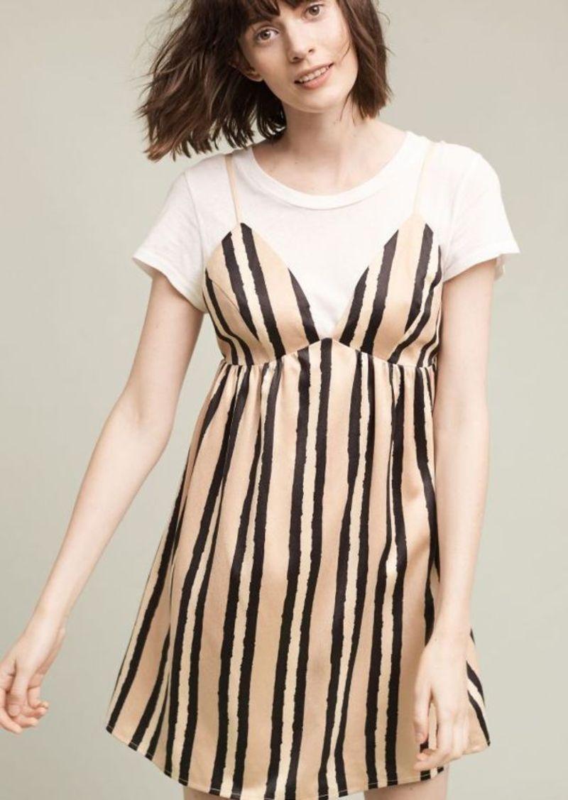 Anthropologie Arroyo Slip Dress
