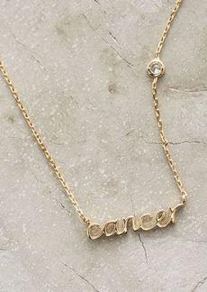 Anthropologie Astrologer Necklace