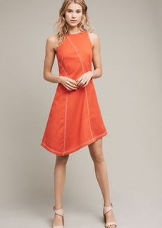 Asymmetrical Bileu Dress