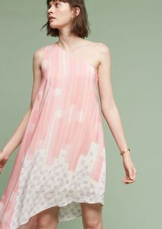 Anthropologie Avalonne Silk Dress