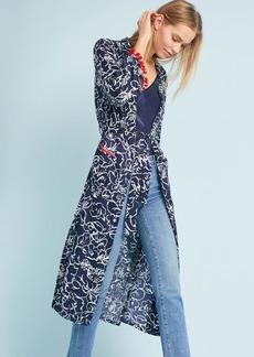 Azores Tasseled Wrap Kimono
