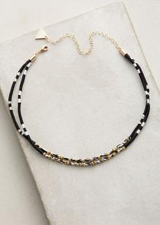 Anthropologie Baracoa Choker Necklace