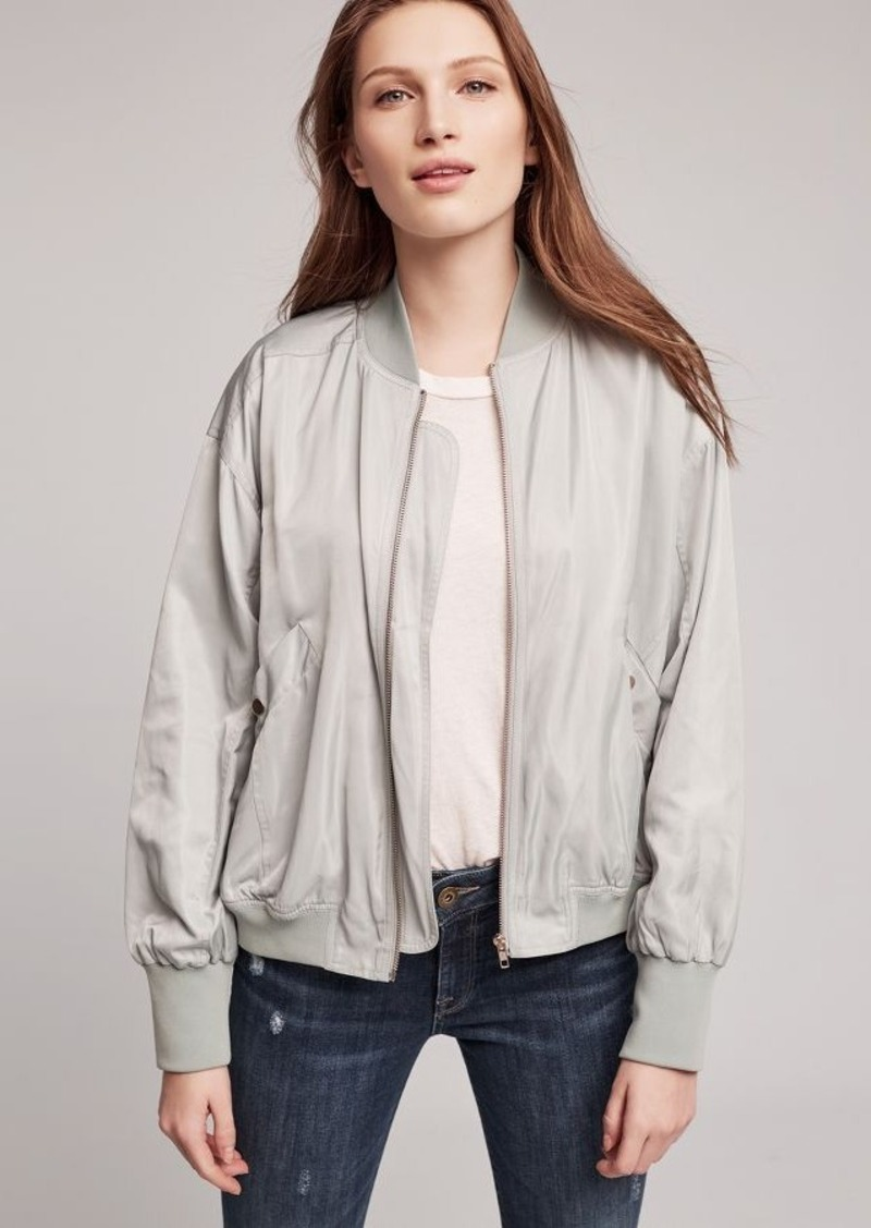 Anthropologie Barett Bomber