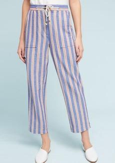 Beachside Striped Pants