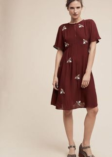 Beaded Firefly Dress