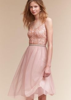 Anthropologie Bellina Dress