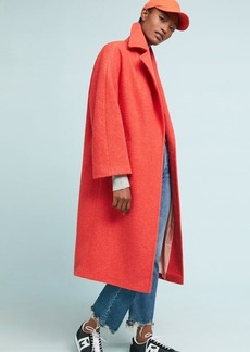 Betty Boucle Coat