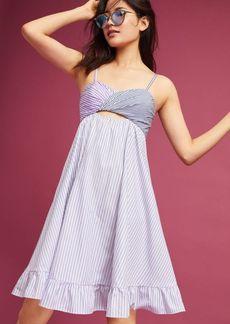 Blake Yarn-Dyed Dress