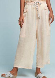 Blushed Utility Pants
