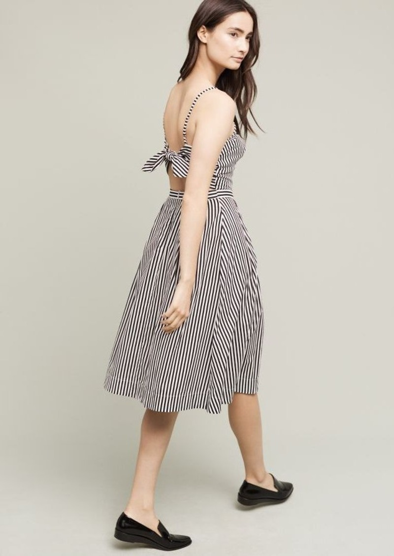 Anthropologie Bonham Midi Dress
