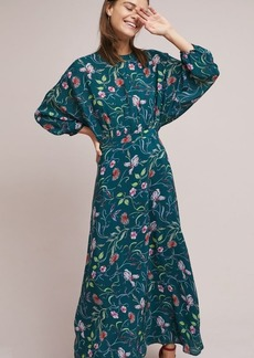 Botancial Crepe Maxi Dress